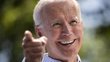 Joe Biden candidat à l'investiture démocrate pour les élections présidentielles de 2020
