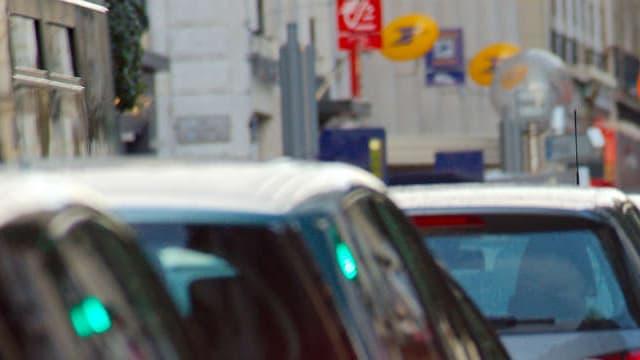 Un employeur devra désormais donner l'indentité d'un salarié auteur d'une contravention au volant d'une voiture de société à l'administration (image d'illustration).