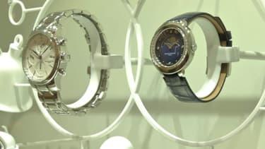 """Cartier, Baume & Mercier ou encore Mont Blanc multiplient désormais les """"modèles d'entrée de gamme"""", très luxes quand même."""