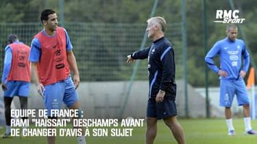 """Equipe de France : Rami """"haïssait"""" Deschamps avant de changer d'avis à son sujet"""