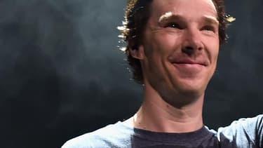 Benedict Cumberbatch en juillet 2016 au Comic Con de San Diego.