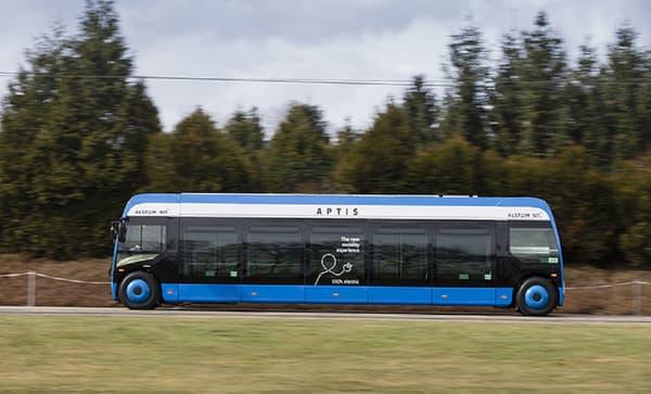 Le bus sera testé en région parisienne au second semestre