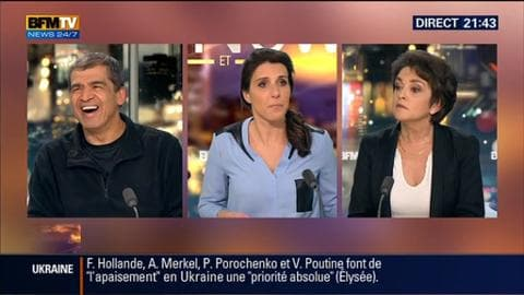 """Judith Waintraub: """"La liberté individuelle n'est pas illimitée en France"""""""