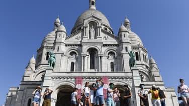 Le Sacré-Cœur est le deuxième monument religieux le plus visité de Paris