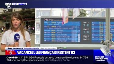 Vacances: un million de voyageurs attendus dans les gares de France ce week-end