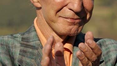 Ben Gazzara, acteur fétiche de John Cassavetes, est mort vendredi à Manhattan d'un cancer du pancréas à l'âge de 81 ans. /Photo d'archives/REUTERS/Pablo Sanchez