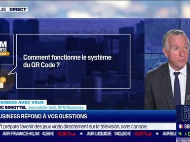 Comment fonctionne le système du QR Code ? - 11/06