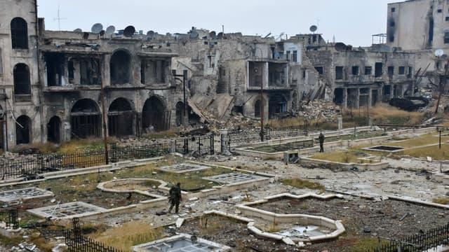 31 observateurs de l'ONU se sont rendus à Alep-Est, en Syrie, pour superviser l'évacuation. (Photo d'illustration)