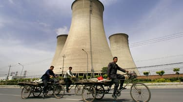 La dernière centrale à charbon de la ville de Pékin a fermé ses portes. (image d'illustration)