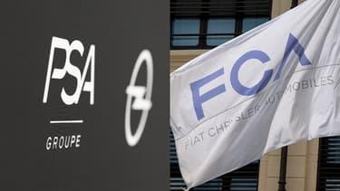 Les actionnaires du futur groupe PSA-FCA affichent des intérêts parfois divergents