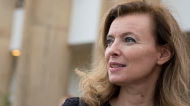 "Valérie Trierweiler est hospitalisée à Paris pour ""grande fatigue"""