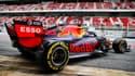 Max Verstappen à Barcelone en février dernier