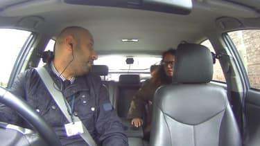 À Londres, les chauffeurs Uber ont filmé la réaction de leurs clients, à qui ils appliquent le délai de 5 minutes que les autorités locales veulent leur imposer avant de débuter une course.