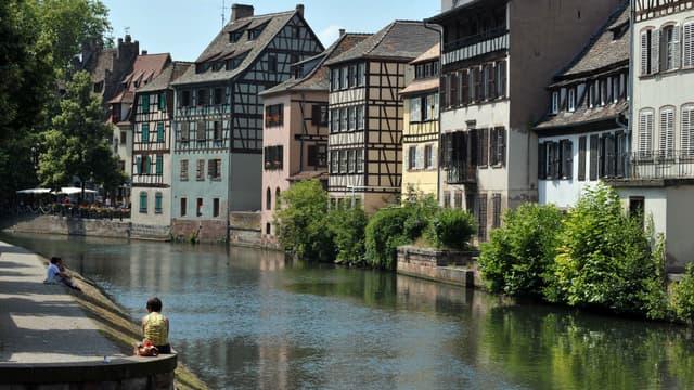 Strasbourg, image d'illustration.