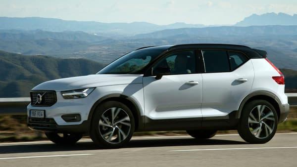 Le nouveau SUV compact de Volvo, le XC40