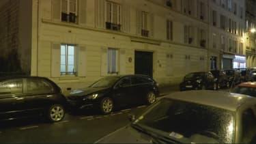 Quatre bonbonnes de gaz ont été découvertes dans un immeuble à Paris.