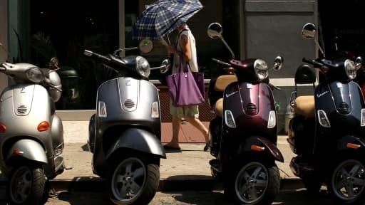 Les femmes représentent déjà un quart de la clientèle pour les scooters.