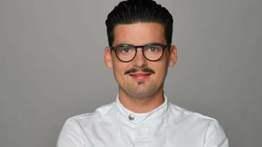 """Camille dans """"Top Chef"""""""