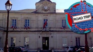 La mairie de Castelnaudary.