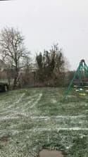Eure-et-Loir : neige à Dreux - Témoins BFMTV