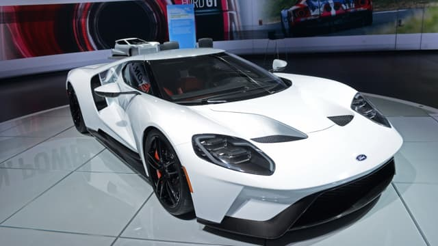 Pour acquérir l'une des 250 Ford GT, les futurs acheteurs devront déjà posséder une Ford, être actif sur les réseaux sociaux et expliquer comment ils prendront soin de la supercar.