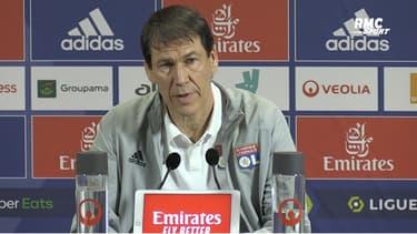 OL : Garcia répond à Longoria et met en avant les entraîneurs et joueurs français