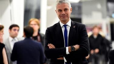 Laurent Wauquiez aura face à lui trois candidats.