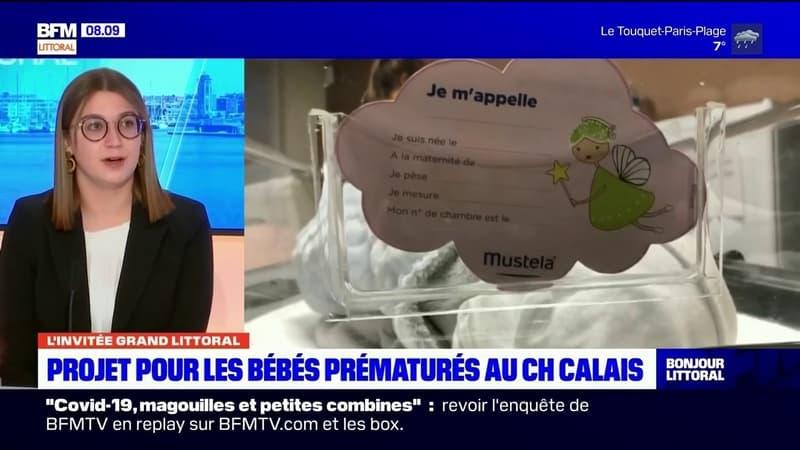 Calais: des étudiantes confectionnent des trousseaux de vêtements pour les bébés prématurés du Centre Hospitalier