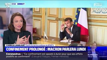 Coronavirus: quels sujets évoquera Emmanuel Macron lundi pour sa 4e allocution aux Français ?