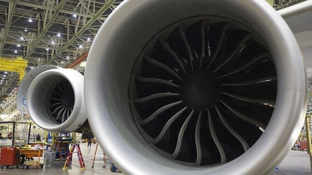 Deux 747 ont été vendus aux enchères (photo d'illustration).