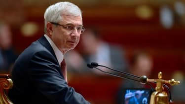 Claude Bartolone, le président de l'Assemblée nationale, veut que l'entrepreneuriat soit reconnu à sa juste valeur.