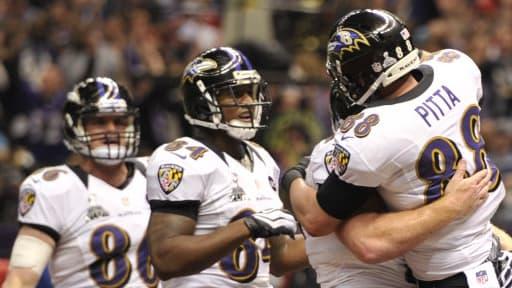 Les Ravens de Baltimore ont remporté le Super Bowl