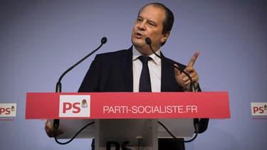 Le Premier secrétaire du Parti socialiste Jean-Christophe Camabadélis