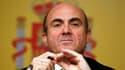 L'Espagne a l'intention de solliciter une aide financière pour consolider son secteur bancaire, a déclaré samedi son ministre de l'Economie, Luis de Guindos, en ajoutant que les fonds seraient versés aux banques par l'intermédiaire du Fonds de restructura