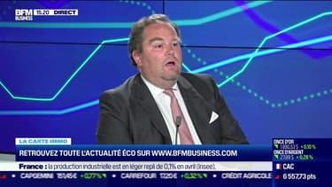 Charles Flobert (notaire) : Quelle évolution de prix en Île-de-France ? - 10/06