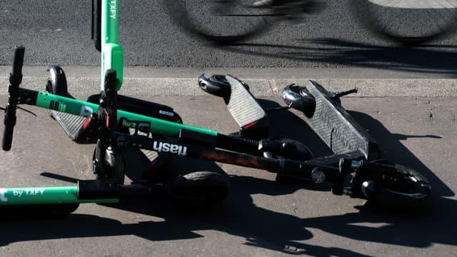 L'usage des trottinettes électriques en libre-service est plébiscité pour les déplacements sur des distances courtes : à 75% inférieures à 10 km et à 35% inférieure à 2 km, selon BCG.