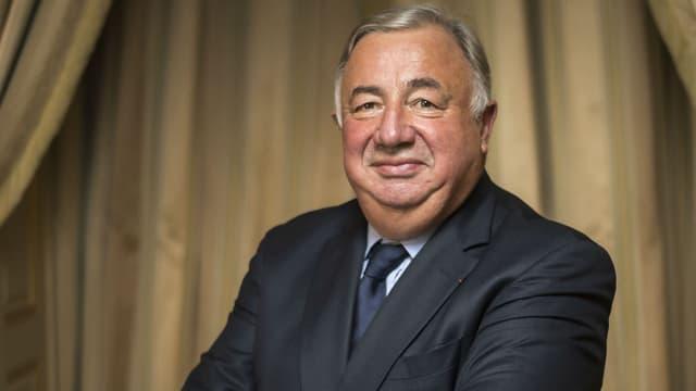 Gérard Larcher, président du Sénat