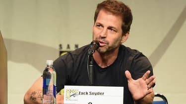 Zack Snyder, le 26 juillet 2014