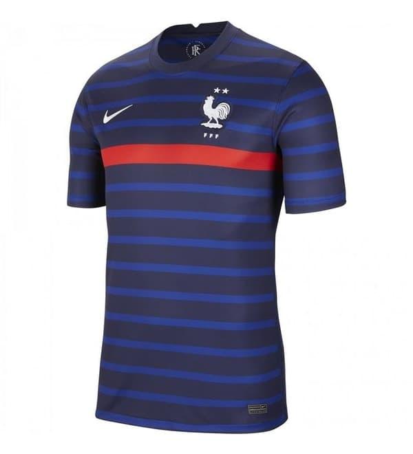 France domicile Euro 2021