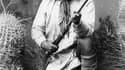 Geronimo, photographié ici en 1887.