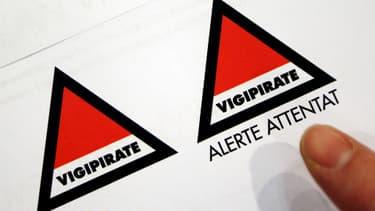 Voilà à quoi ressemblent les nouveaux logos Vigipirate.