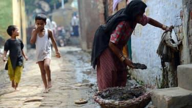 L'Inde est l'un des pays les plus touchés par le manque d'accès aux toilettes.