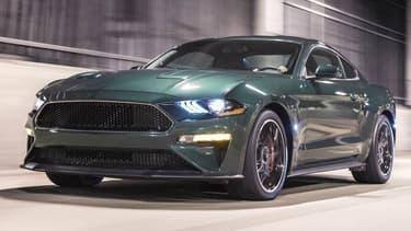 La Ford Mustang revient dans une édition limitée Bullitt pour célébrer les 50 ans de la sortie du film éponyme.