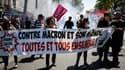 """Pour le secrétaire général de la CGT, Philippe Martinez il s'agit de """"la première manifestation de la rentrée de septembre"""""""