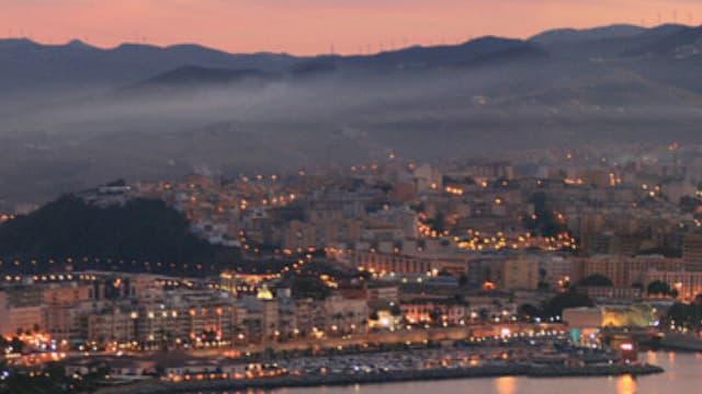 Le port de Ceuta, enclave espagnole au Maroc - Archives AFP