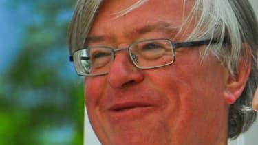 Le député-maire de Royan (Charente-Maritime), Didier Quentin (Les Républicains), le 10 avril 2011  à la Nouvelle Orléans
