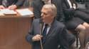 Jean-Marc Ayrault a répondu à une question sur Leonarda à l'Assemblée nationale.