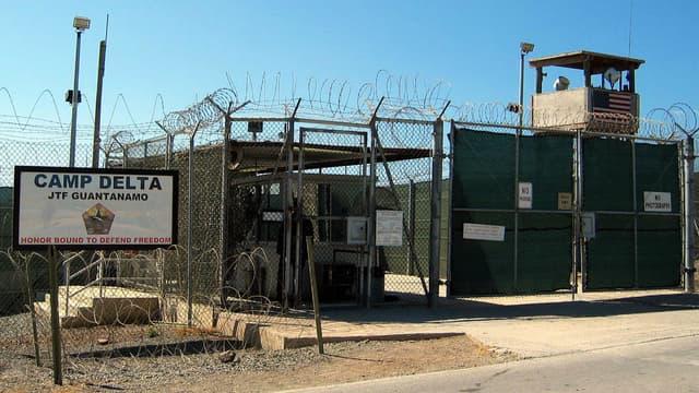 Camp de Guantanamo.