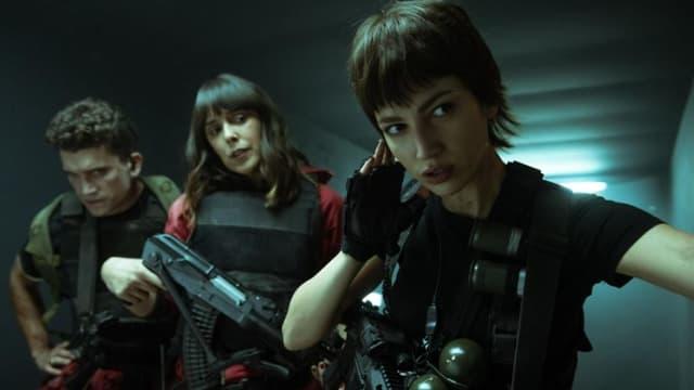 """Premières images de la cinquième saison de """"La Casa de Papel""""."""