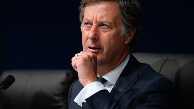 "Sébastien Bazin a loué ""l'expérience internationale"" de Nicolas Sarkozy."